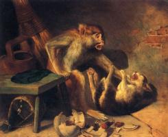 Уильям Холбрук Берд. Внутренняя борьба