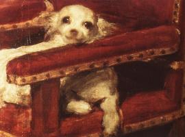 Диего Веласкес. (Фрагмент картины) Портрет принца Фелипе Просперо