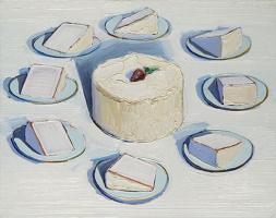 Wayne Thibaut. Around the cake