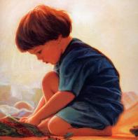Донна Грин. Маленький мальчик