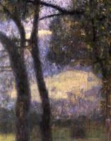 Густав Климт. Сад монастыря Св. Агаты (фрагмент)