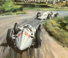 Рой Роб. Гран-При Германии