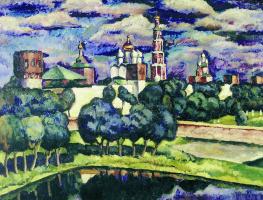 Ilya Ivanovich Mashkov. Novodevichy Convent