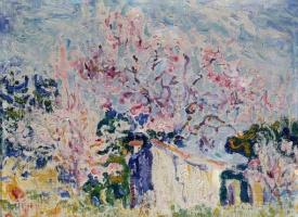 Поль Синьяк. Весна в Провансе