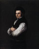 Франсиско Гойя. Тибурсио Перес и Куэрво