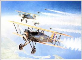 Кейт Феррис. Самолет 11