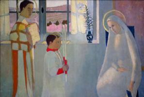 Морис Дени. Католическое таинство
