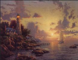 Томас Кинкейд. Море Спокойствия