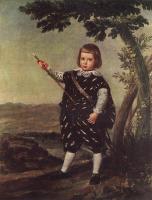 Хуан Батиста Мартинес дель Масо. Мальчик