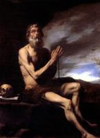 Хосе де Рибера. Святой Павел-отшельник