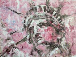 Ольга Шацкая. Статуя свободы