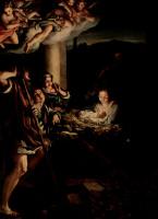 Антонио Корреджо. Поклонение пастухов