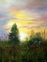 Сергей Владимирович Дорофеев. Травы, травы...