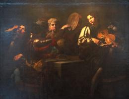 Валантен де Булонь. Музыканты и солдаты
