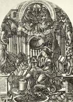 Жан Дюве. Иоанн на Патмосе