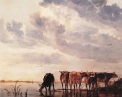 Альберт Кейп. Коровы