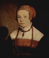 Кристоф Амбергер. Женский портрет