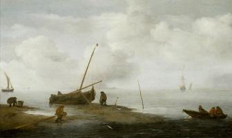 Ян Порселлис. Рыболовные снасти