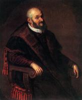 Якопо да Понте Бассано. Пожилой мужчина