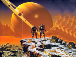 Фред Гамбино. Марс