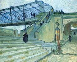 Vincent van Gogh. Bridge Trinsically