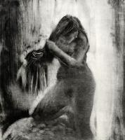 Эдгар Дега. Подстригание волос