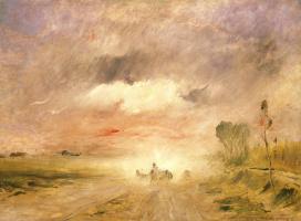 Михай Либ Мункачи. Пыльная дорога II