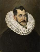 Эль Греко (Доменико Теотокопули). Портрет рыцаря