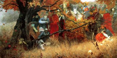 Michael Sannikov. Ambush regiment