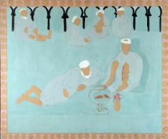 Henri Matisse. Arab coffee house
