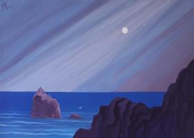 Альгимантас-Миндаугас Гинтарасович Александрайтис. Somewhere in the Andromeda galaxy