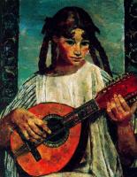 Хосеп-Мария Маллол Суасо. Музыкальная девушка