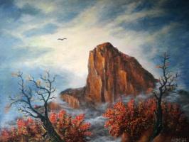 Наджаф Мамедов. Гора кузнеца