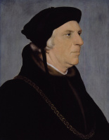 Portrait of Sir William Butts