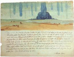 Albrecht Durer. Dream