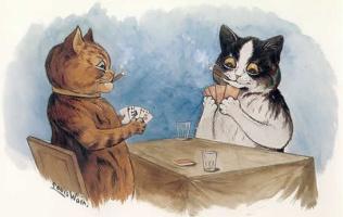 Луис Уэйн. Покер