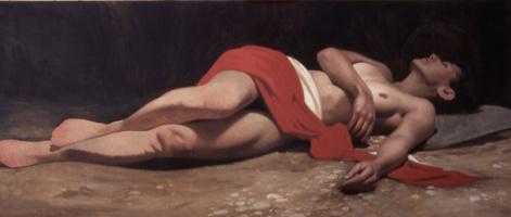 Майкл Джон Энжел. Спящая Магдалина