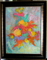 Микола Недилко   (1902-1979) Украина-США. Натюрморт