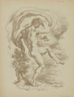 Луи Анкетен. Театральная программа. 1891