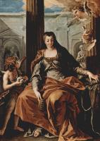 Себастьяно Риччи. Св. Елизавета Венгерская