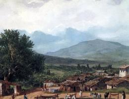 Карл Павлович Брюллов. Деревня