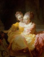 Жан Оноре Фрагонар. Две сестры