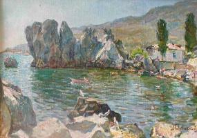 Альбин Станиславович Гавдзинский. Залив