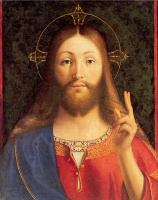 Андреа Превитали. Христос