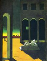 Джорджо де Кирико. Свет и тень