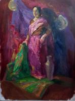 Виолетта Водяная. Восточное настроение