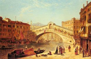 Джеймс Холланд. Моста Риальто