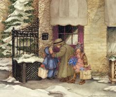 Екатерина Симпсон. Подарки