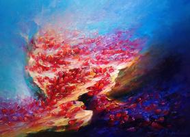 Andrei Ivanovich Boravik. Taste of pomegranate