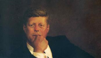 Джейми Уайет. Джон Кеннеди